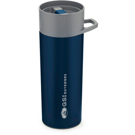 GSI Glacier Stainless Commuter Thermos, blue